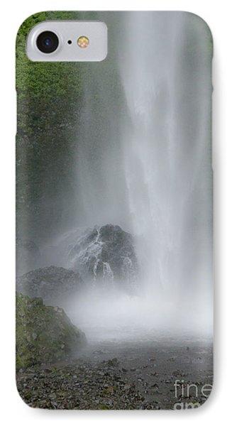 Latourelle Falls 2 IPhone Case by Rich Collins