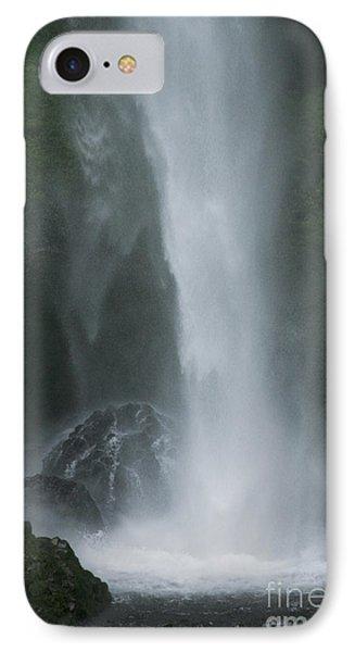 Latourelle Falls 5 IPhone Case by Rich Collins