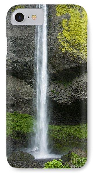 Latourelle Falls IPhone Case by Rich Collins