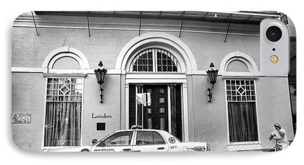 Latrobe's Phone Case by John Rizzuto