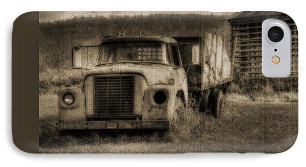 Latsha Lumber Company Phone Case by Shelley Neff