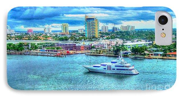 Lauderdale Phone Case by Debbi Granruth