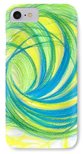 Launch Yourself On Every Wave IPhone Case by Kelly K H B