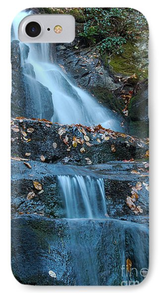 IPhone Case featuring the photograph Laurel Falls by Patrick Shupert