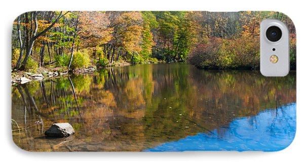 Laurel Hill Creek Lan 344 IPhone Case by G L Sarti