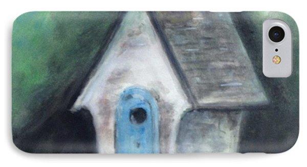 Laurie's Birdhouse IPhone Case