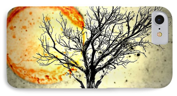 Lava Sky IPhone Case by Mark Ross