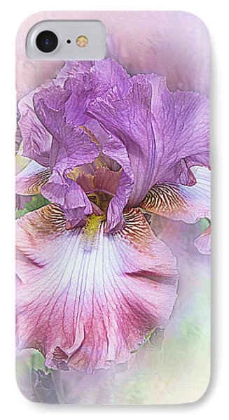 IPhone Case featuring the digital art Lavendar Dreams by Mary Almond