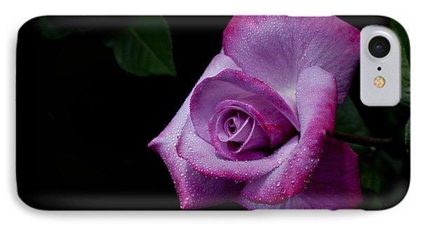IPhone Case featuring the photograph Lavendar Lady by Doug Norkum