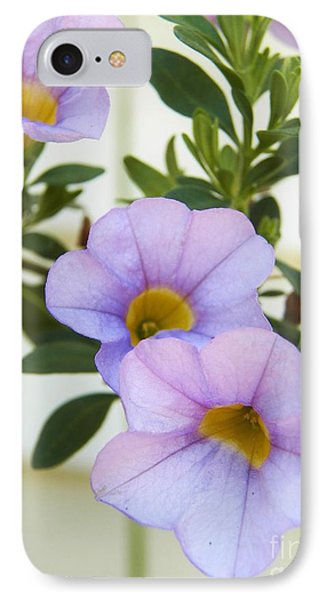 Lavendar Pink IPhone Case by Judy Via-Wolff