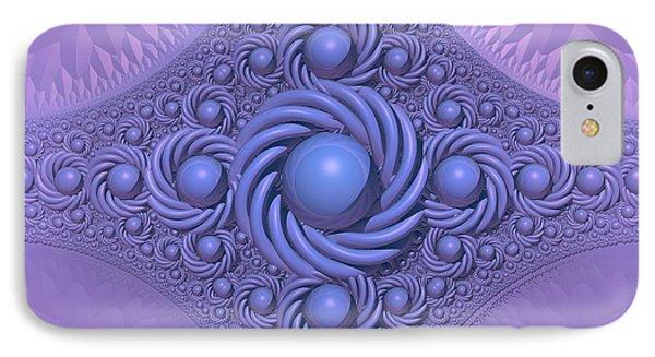 Lavender Beauty IPhone Case by Lyle Hatch