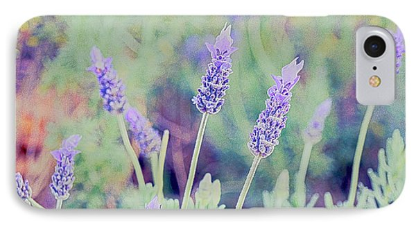 Lavender IPhone Case by Cassandra Buckley
