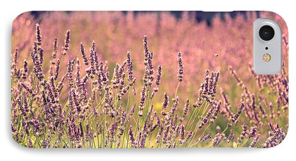 Lavender Dreams IPhone Case by Lynn Sprowl