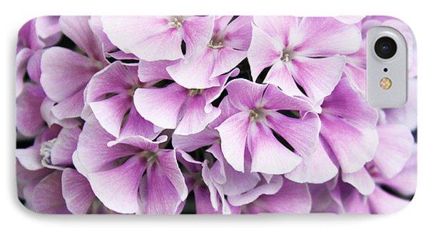 Lavender Flocks IPhone Case by Susan Crossman Buscho