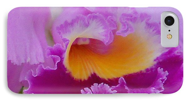 Lavender Orchid IPhone Case by Aimee L Maher Photography and Art Visit ALMGallerydotcom