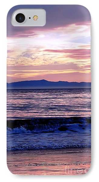 IPhone Case featuring the photograph Lavender Sea by Sue Halstenberg