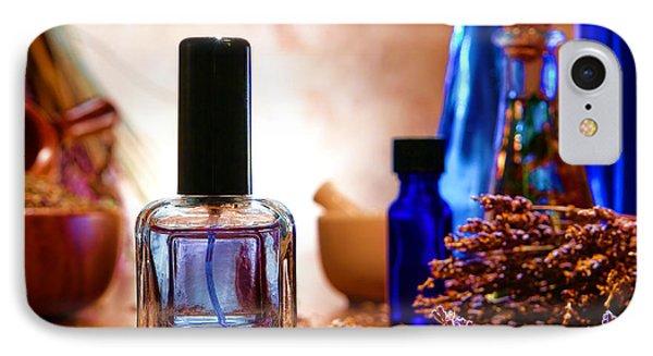 Lavender Shop Phone Case by Olivier Le Queinec