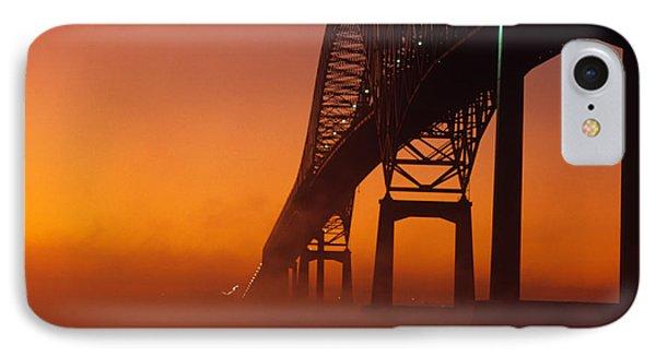 Laviolette Bridge Phone Case by Publiphoto