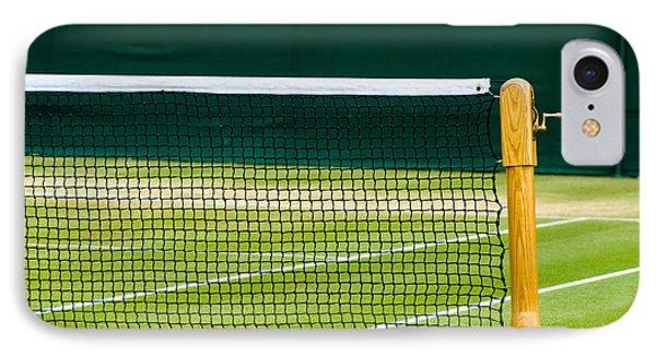 Lawn Tennis Court IPhone Case