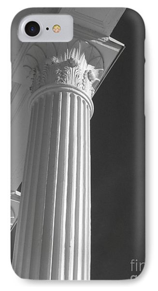 Lawrence University Memorial Chapel IPhone Case by University Icons