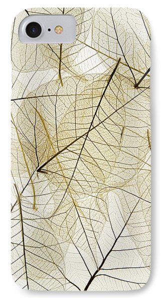 Layered Leaves Phone Case by Kelly Redinger