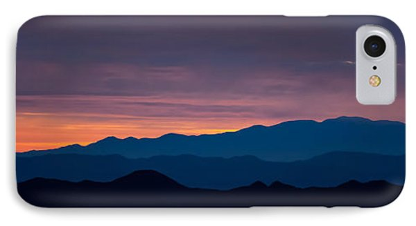 Layers - The Mojave I IPhone Case by Peter Tellone