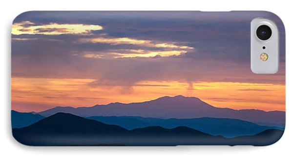Layers - The Mojave II IPhone Case by Peter Tellone