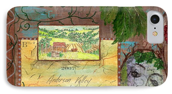Lazy Creek Vineyards IPhone Case