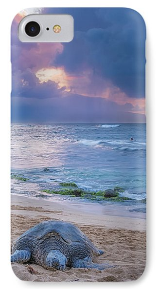 Lazy Days On Maui IPhone Case by Hawaii  Fine Art Photography