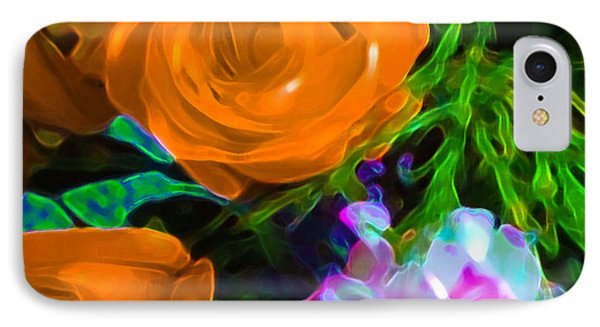 Le Fluers IPhone Case by Gayle Price Thomas