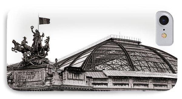 Le Grand Palais Phone Case by Olivier Le Queinec
