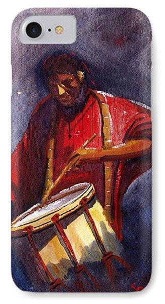 Le Joueur De Tambour  The Drum Player Phone Case by Dominique Serusier