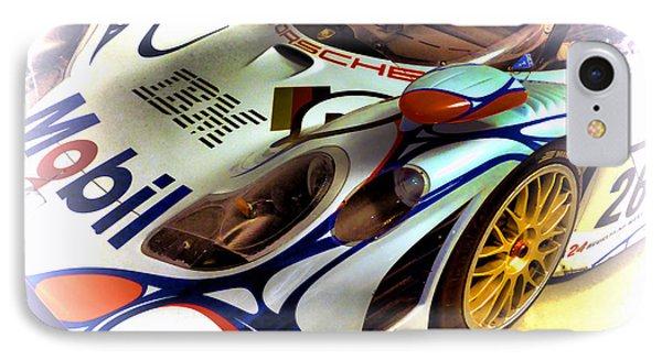 Le Mans 1998 Porsche 911 Gt1 IPhone Case