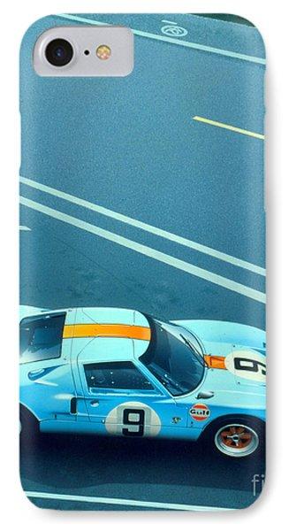 Le Mans 68 IPhone Case