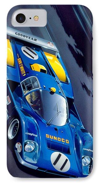 Le Mans 71 IPhone Case