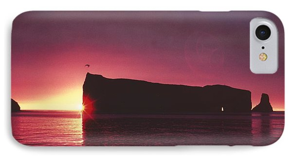 Le Perce Roche IPhone Case by Sheila Byers