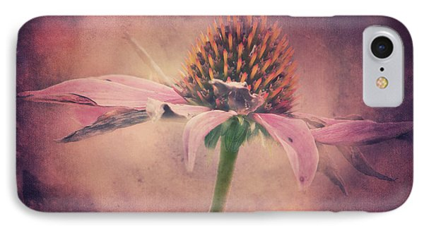 Le Temps Passe Vite ... IPhone Case by Angela Doelling AD DESIGN Photo and PhotoArt