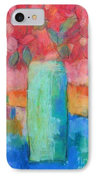 Le Vase Jardin Phone Case by Venus