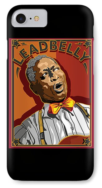 Leadbelly Delta Blues Phone Case by Larry Butterworth