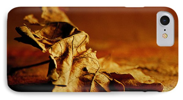 IPhone Case featuring the digital art Leaf by Bruce Rolff