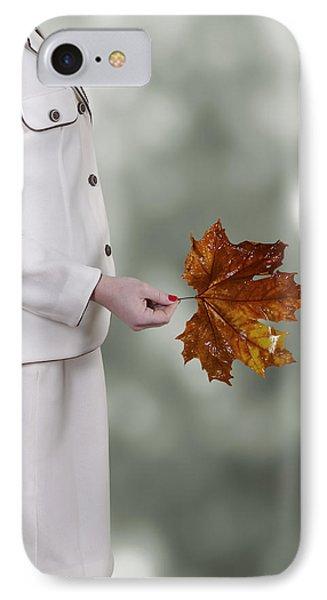 Leaf Phone Case by Joana Kruse