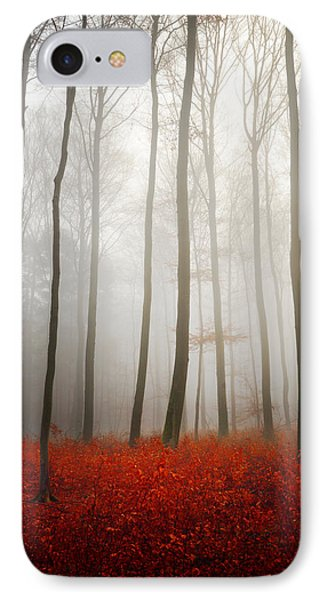 Leafless IPhone Case by Philippe Sainte-Laudy