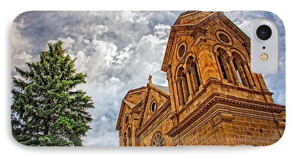 IPhone Case featuring the photograph Leaning Toward Heaven by Dave Garner