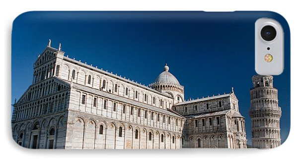 Leaning Tower Of Pisa Italy IPhone Case by Suntaree Pham