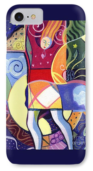 Leaping And Bouncing Phone Case by Helena Tiainen