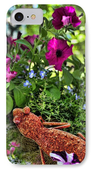Leaping Lizards IPhone Case