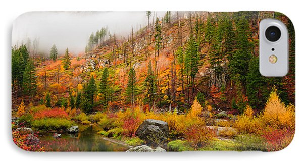Leavenworth Colors Palette IPhone Case