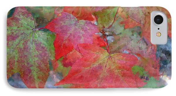 Leaves 2 IPhone Case