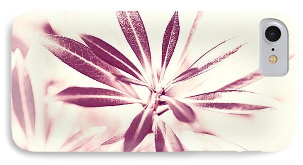 Leaves Dancing In The Sunlight Abstract Phone Case by Natalie Kinnear