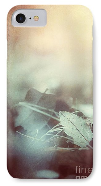 Leaves Of Time  IPhone Case by Trish Mistric
